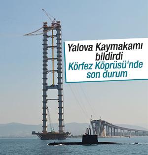 İzmit Körfez Geçiş Köprüsü...