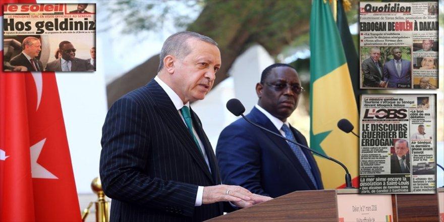 Senegal basını: Dakar ve Ankara arasında samimi iş birliği