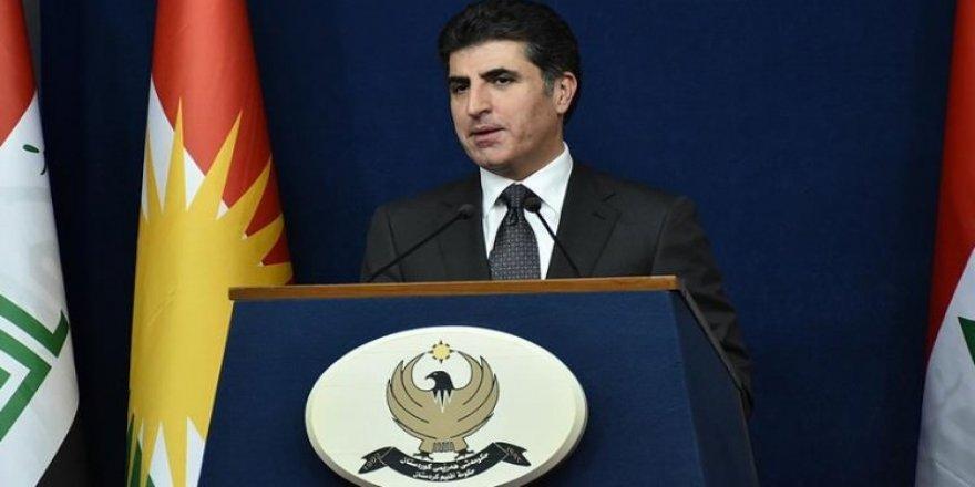 Barzani, Bağdat ziyareti haberini yalanladı