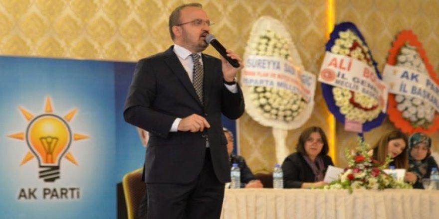 Bülent Turan'dan CHP'ye tepki!