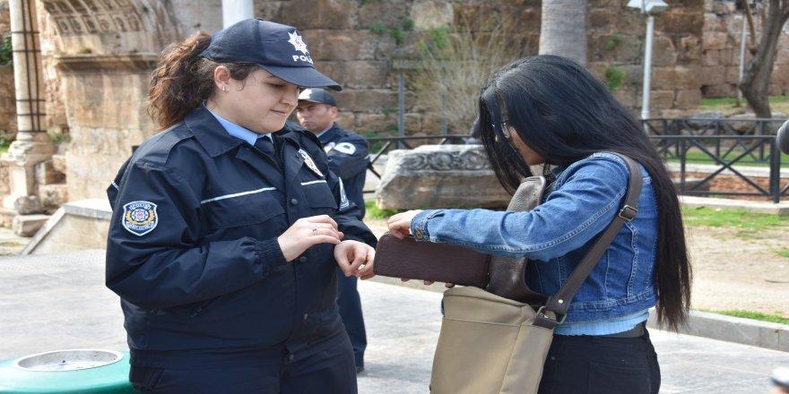 'Türkiye Güven Huzur Uygulaması -10' uygulaması