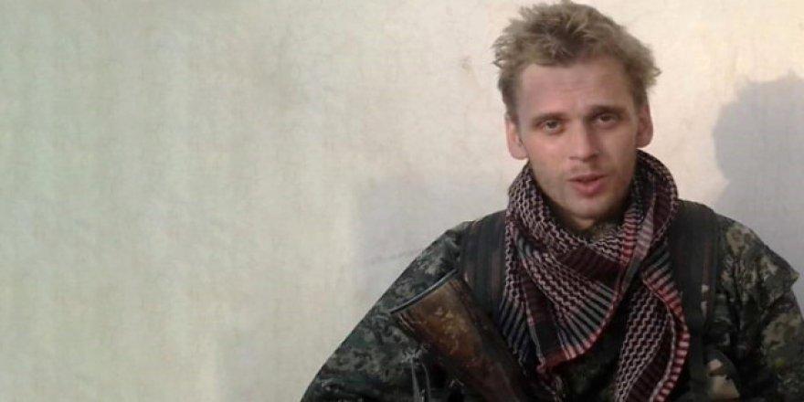 İzlandalı terörist, YPG saflarında öldürüldü