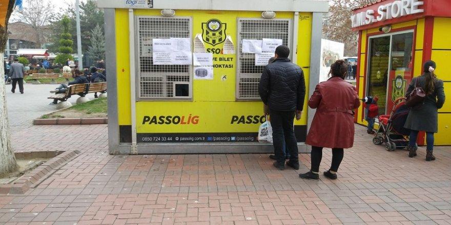 Fenerbahçe maçı biletlerine taraftarın ilgisi az
