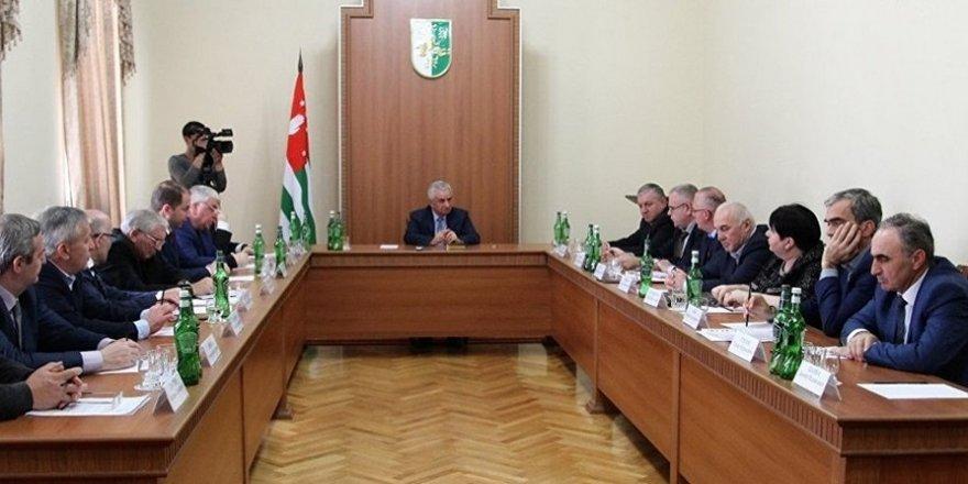 Abhazya'da Rusya seçimleri için yüksek güvenlik önlemleri