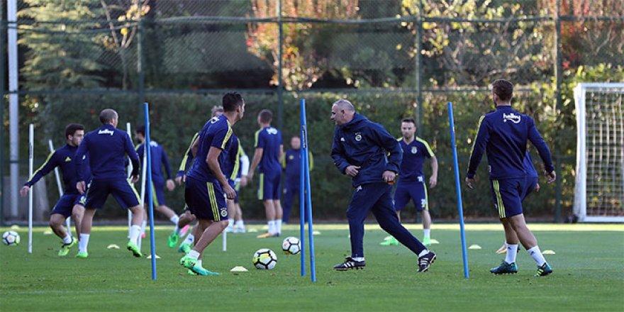 Fenerbahçe'de Malatyaspor hazırlığı