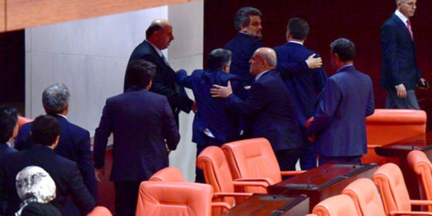 Meclis'te Afrin kavgası!