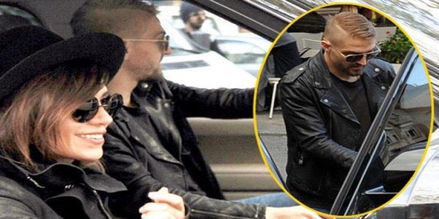 Caner Erkin taksiye çarpıp kaçtı!