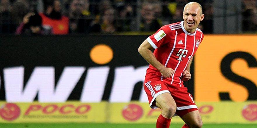 Robben, Süper Lig'e geliyor