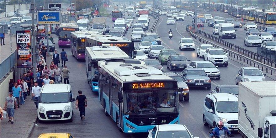 Özel halk otobüsleri yarın çalışmayacak