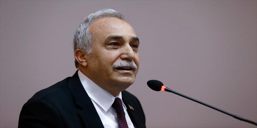 Bakan Fakıbaba'dan şeker fabrikaları açıklaması
