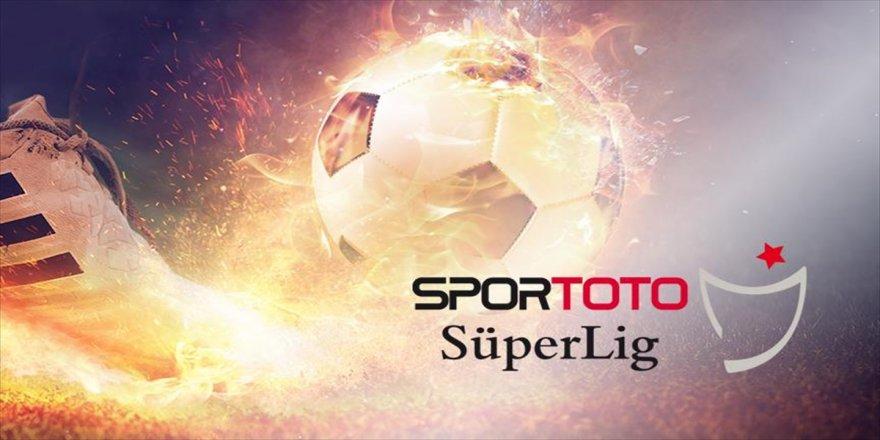 Süper Lig'de 25. haftanın perdesi açılıyor