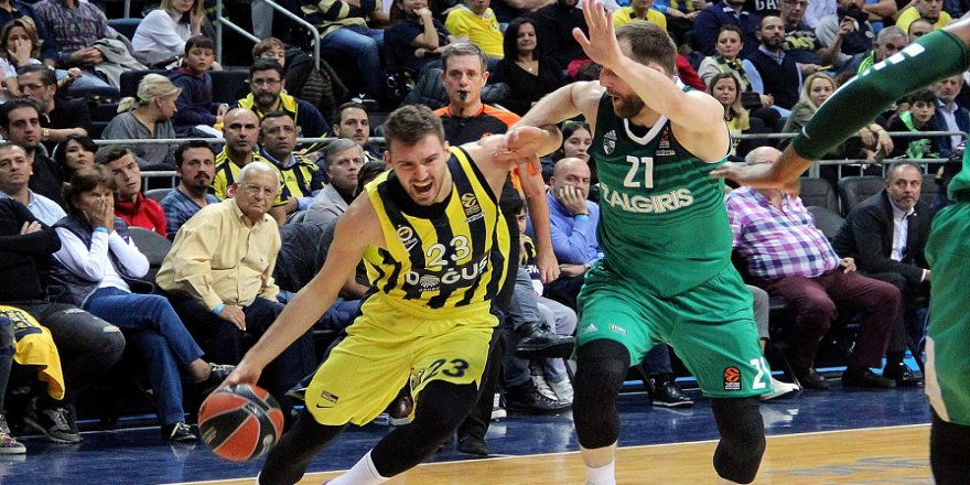 Fenerbahçe Doğuş, Zalgiris Kaunas deplasmanında