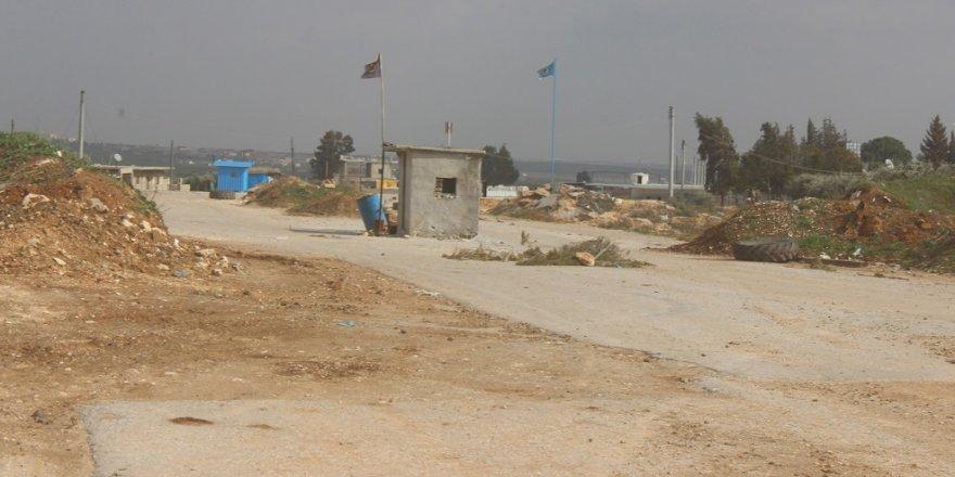Afrin'e 7 kilometre kaldı