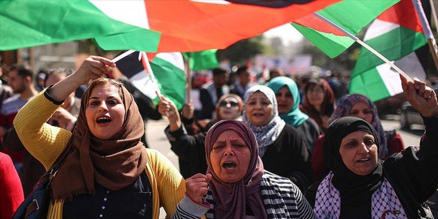 Filistin'de direnişin adı 'kadın'