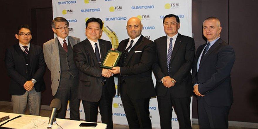Sumitomo, TSM Global Türkiye ile bölgedeki yatırım ivmesini artırıyor