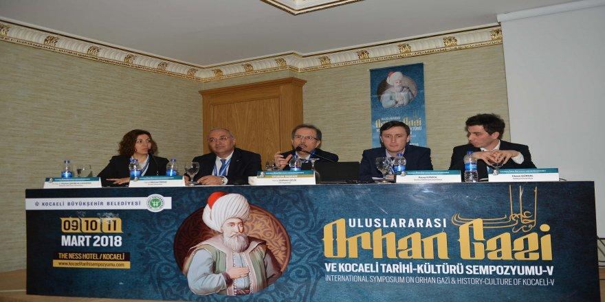 Kocaeli'de 6 Sultan Orhan Camisi bulunuyor