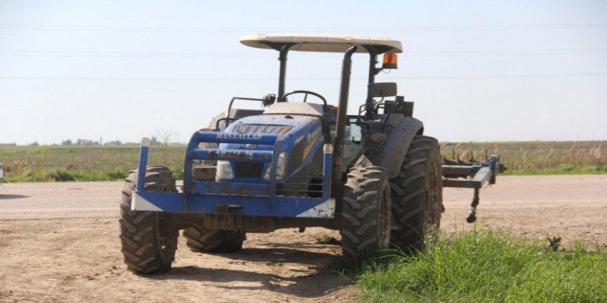 2 yaşındaki kuzenini traktörle ezerek öldürdü !