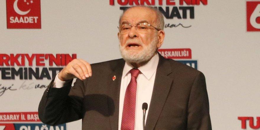 Karamollaoğlu: Afrin gerekli bir adımdır