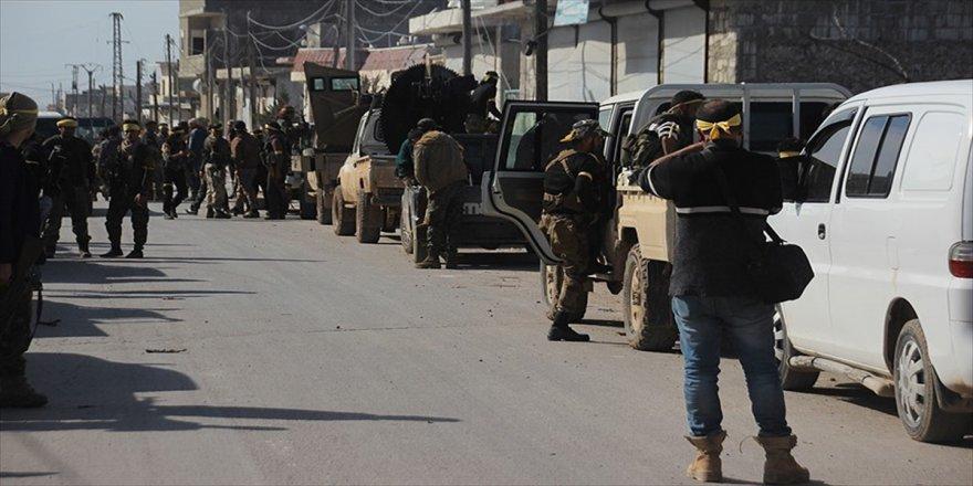 Sözde özel kuvvetleri ÖSO'ya direnemedi