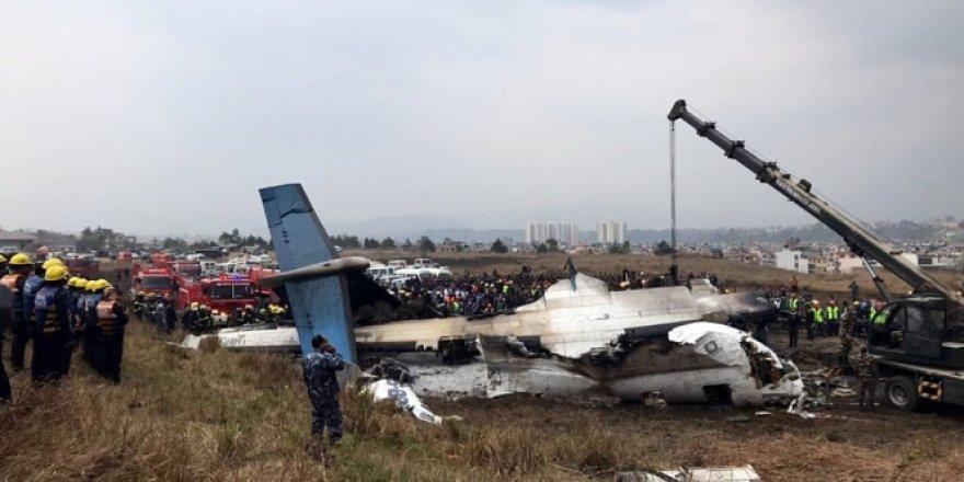 Uçak kazasında ölü sayısı 49'a yükseldi