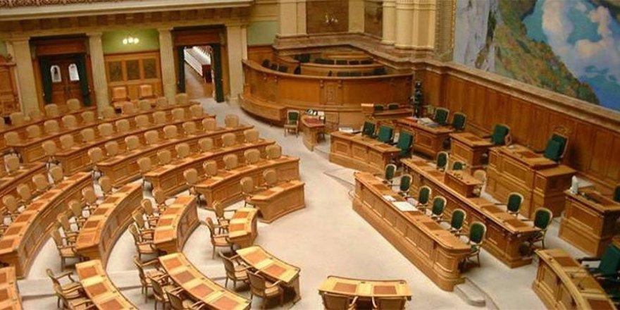 Meclis, tartışacak gündem olmadığı için açılmadı