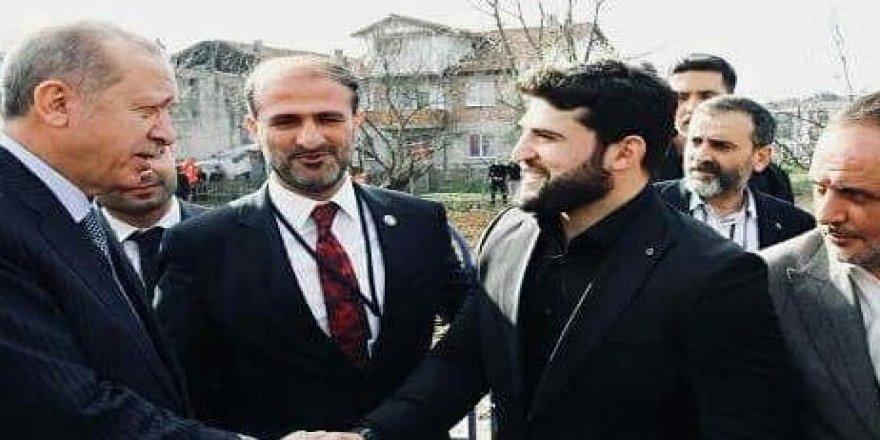Erdoğan, Metehan Başar'ı kabul etti