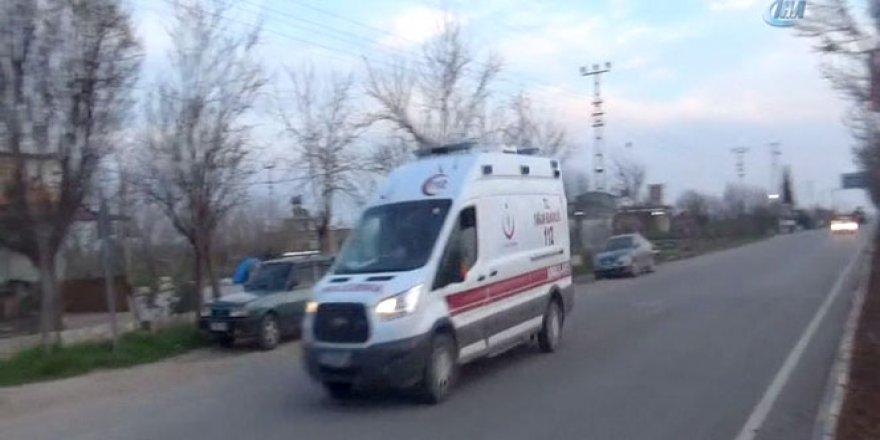 Ev aramasında EYP patladı: Yaralı askerlerimiz var