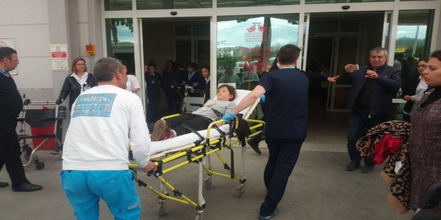 Hastaneye akın: Sayı her geçen dakika artıyor