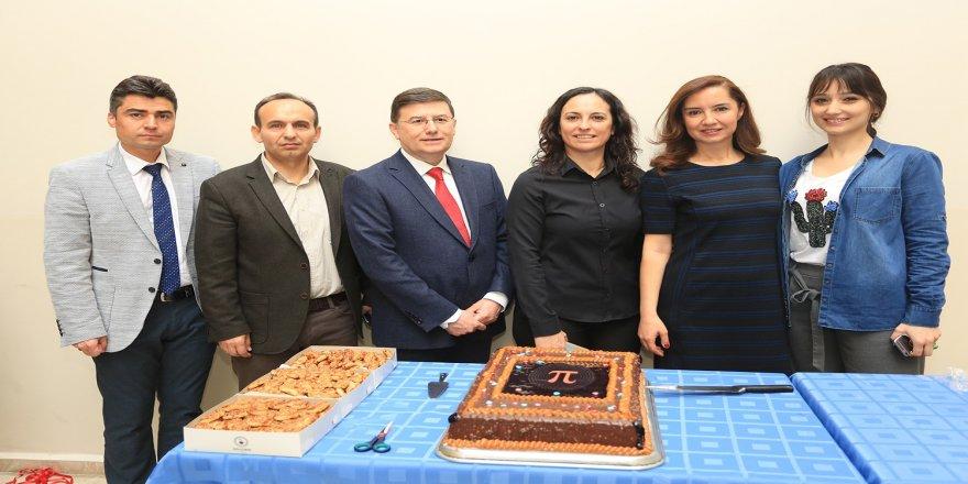 PAÜ'de 'Pİ Günü' kutlandı