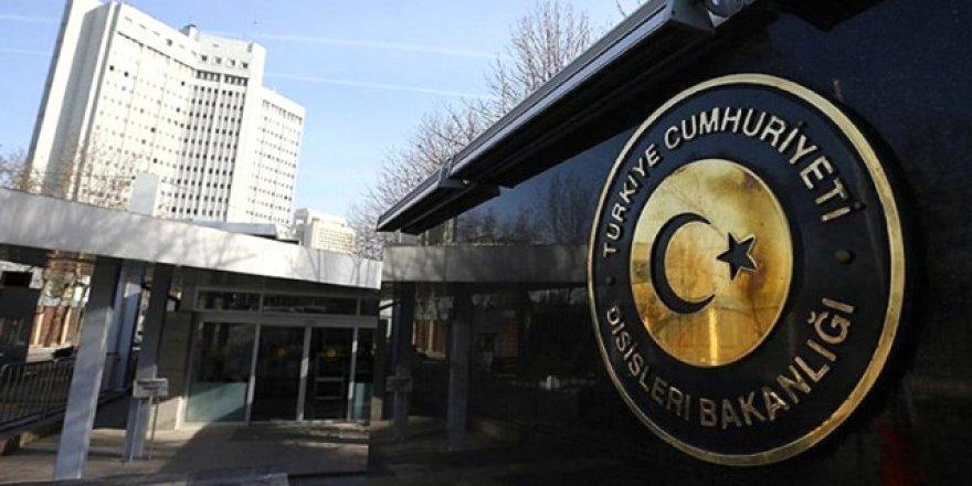Türkiye'den AP'nin Afrin kararına tepki!
