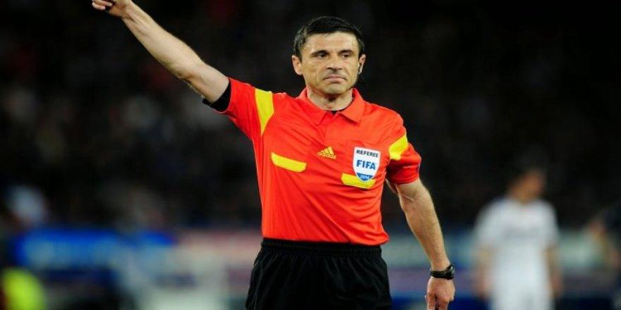 Karadağ-Türkiye maçına Sırp düdük!