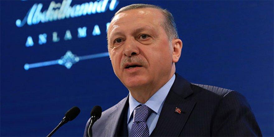 Erdoğan, NATO Genel Sekreteri ile görüştü!