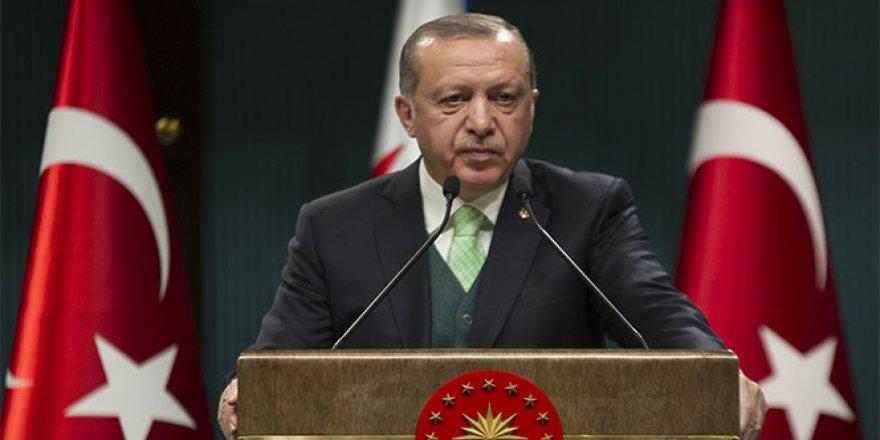 Erdoğan'dan Trump'a çağrı!