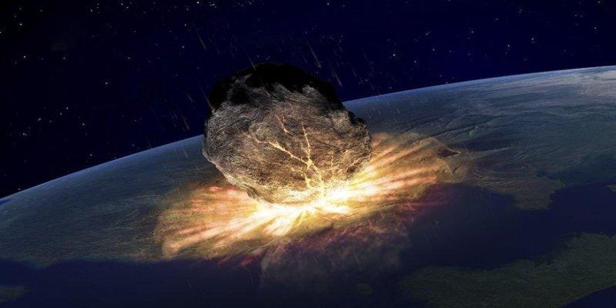 NASA'dan korkutan göktaşı açıklaması