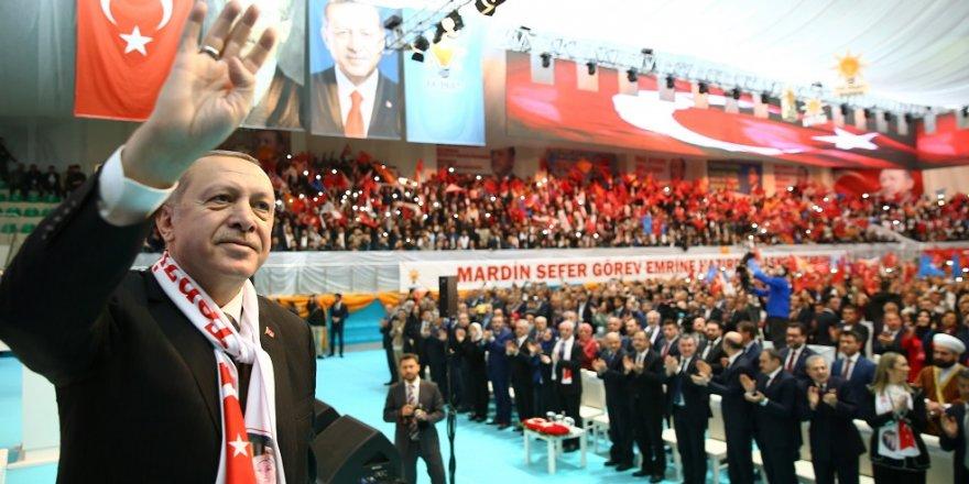 Erdoğan: Her an müjde gelebilir