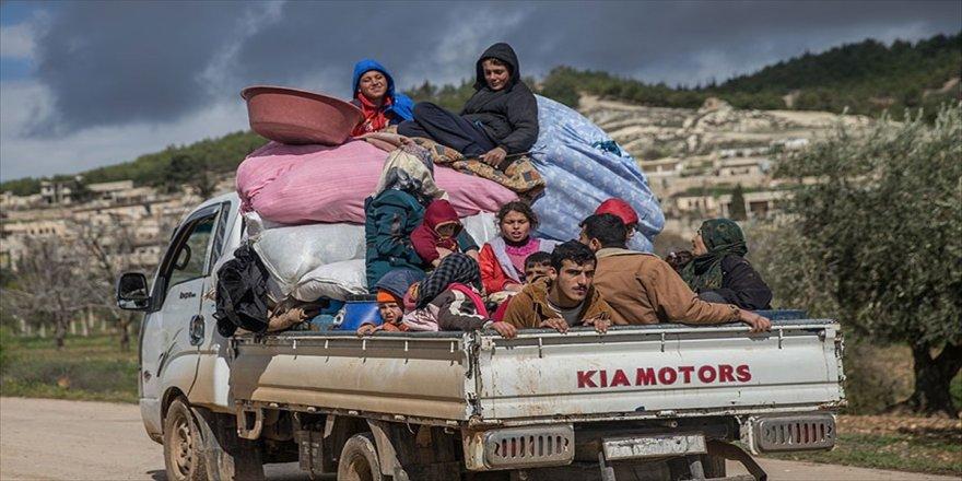 Zorla götürüldükleri Afrin'den kaçmayı başardılar