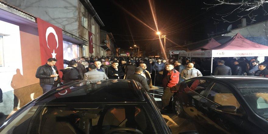 Şehit Yarbay'ın baba evine acı haber ulaştı