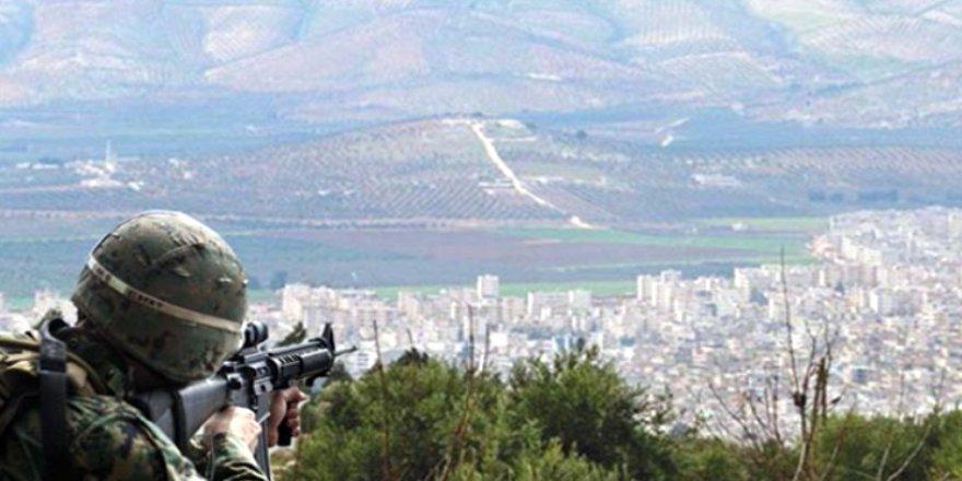 Özel Kuvvetler Afrin Merkezine Girdi Operasyon Başladı