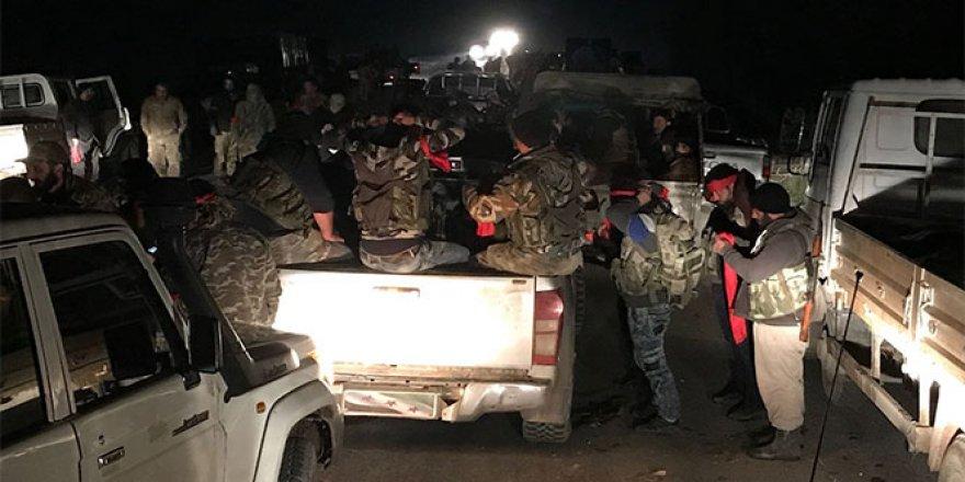 ÖSO, Afrin'e girdi