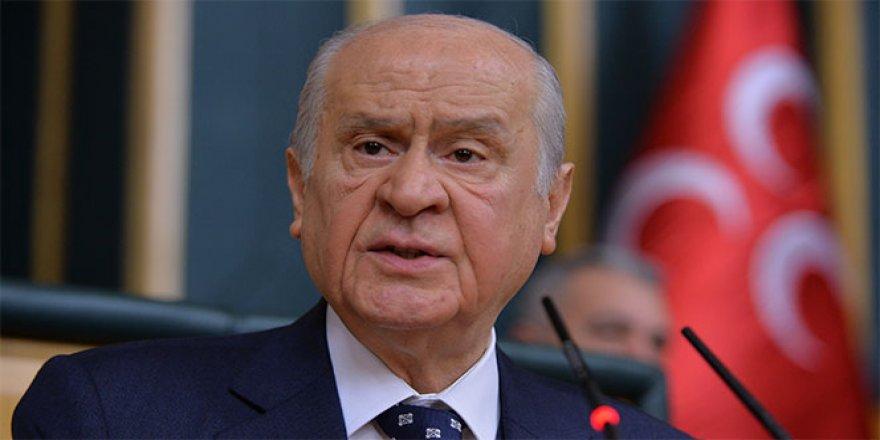 Bahçeli, yeniden genel başkan seçildi