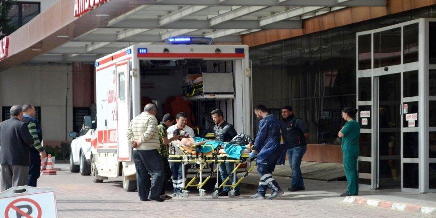 Afrin'de 11 ÖSO askeri yaralandı