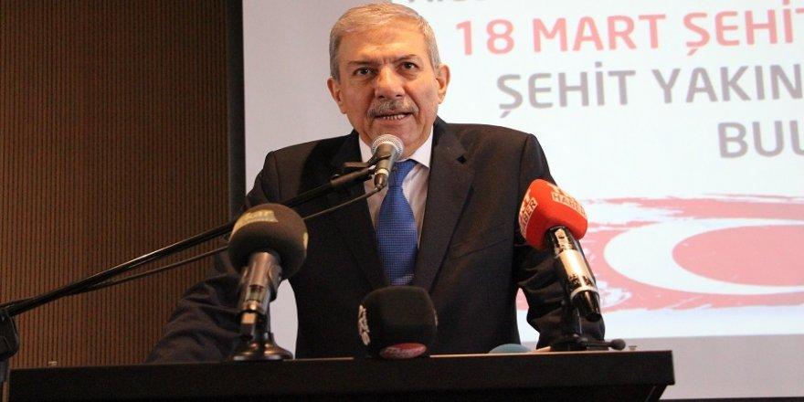 Bakan Demircan'da Afrin açıklaması