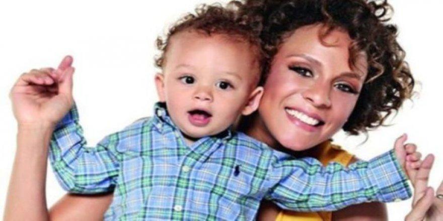 Defne Joy Foster'ın oğlu Can Kılıç büyüdü