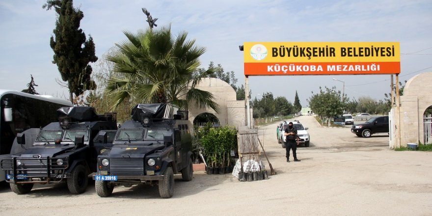 Polis, PKK propagandasına izin vermedi