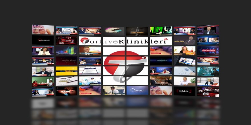 Türkiye'nin doktorlara özel ilk TV kanalı açıldı