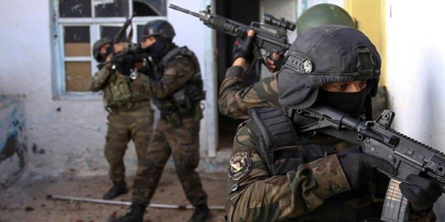 Saldırı hazırlığındaki TKEP/L üyesi bir kişi yakalandı