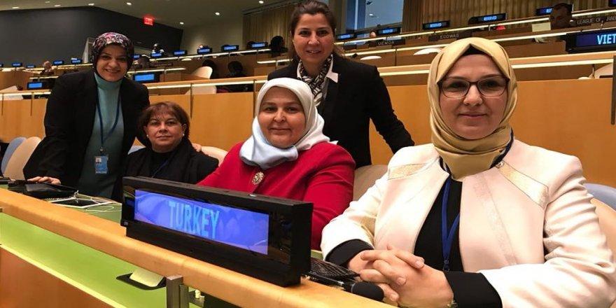 Katırcıoğlu: Cesur kadınlar ile 2023'e