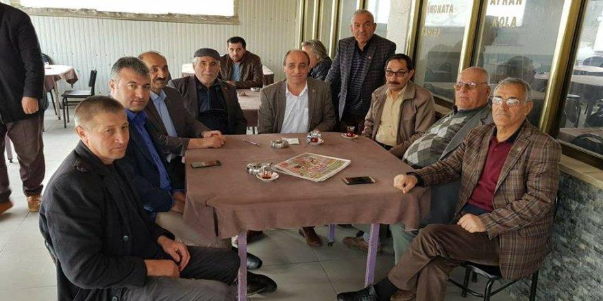 CHP Gebze'den köylere çıkarma!