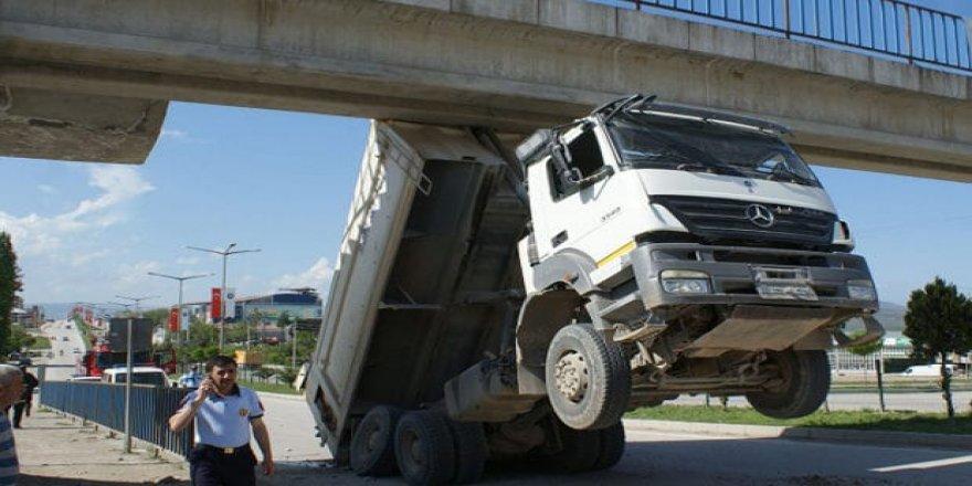 Hafriyat kamyonları ATS sistemi ile denetlenecek
