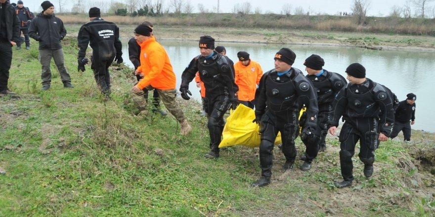Kızılırmak Nehri'ne atlayan gencin cesedi bulundu
